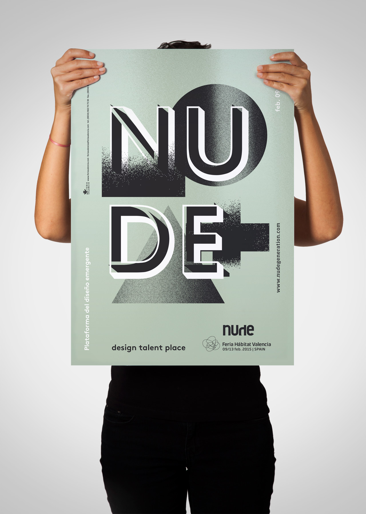 Nude-poster
